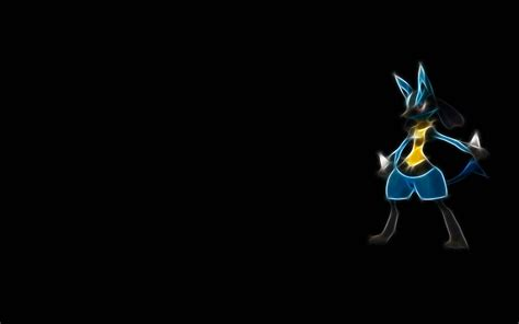 lucario wallpaper for computer wallpapersafari