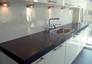 Glasplatte Für Küche : 30 tolle wohnideen f r k che glasr ckwand ~ Michelbontemps.com Haus und Dekorationen