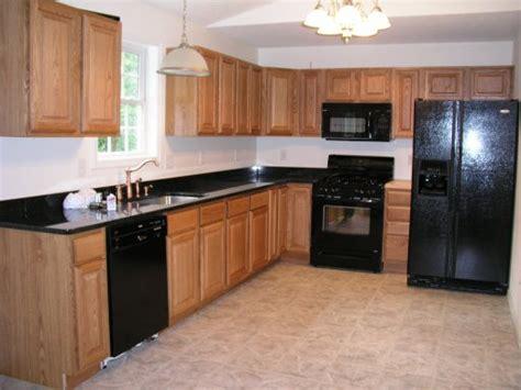 kitchen ideas with black appliances gorgeous kitchens with black appliances design and ideas