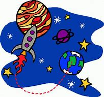Image result for Space clipart