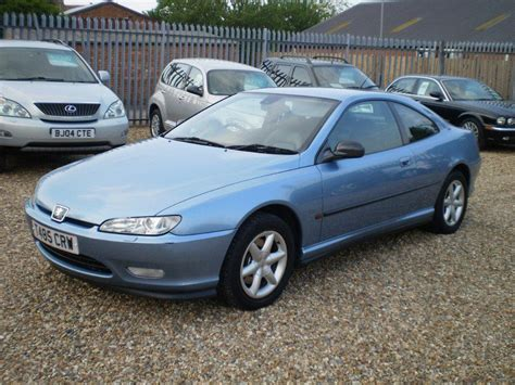 Peugeot 406 Coupe by Peugeot 406 Coupe V6 Picture 15 Reviews News Specs