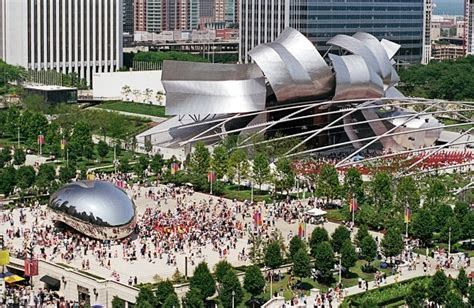 history of millennium park school of the art institute of chicago about me
