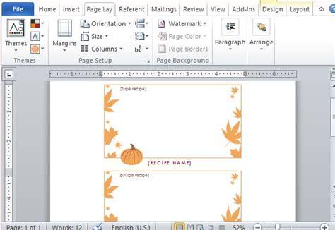 thanksgiving templates  microsoft word