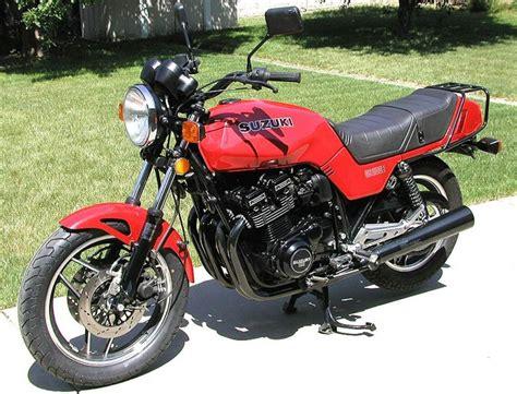 Suzuki Gs 1100 by 1986 Suzuki Gs 1100 G Moto Zombdrive