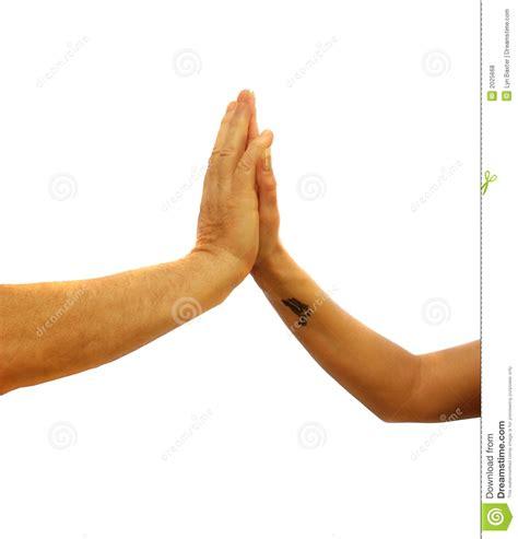 cool handshake royalty  stock  image
