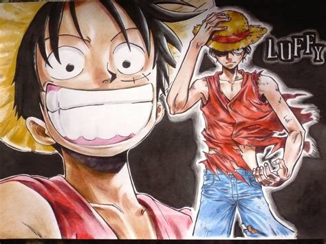 monkey  luffy wallpapers wallpaper cave