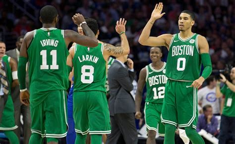 Jayson Tatum Is Willing To Come Off The Bench For The Celtics