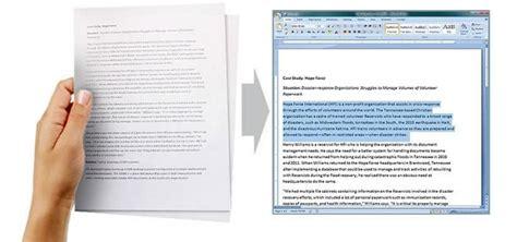How To Convert Scanned Jpeg To Editable Word File?techburgeon