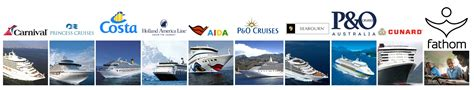 New Ships On Order For Carnival And P&o Cruises