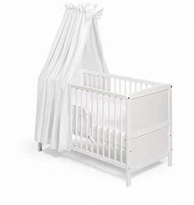 Babybett Umbaubar Zum Juniorbett : koko babybett nils baby ~ Watch28wear.com Haus und Dekorationen