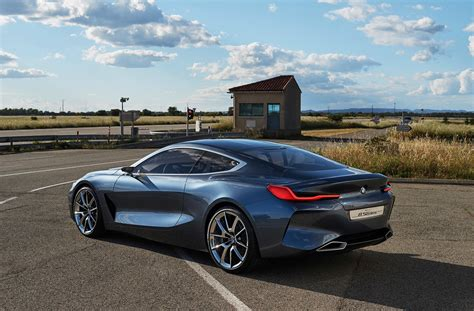 Bmw Concept 8 Series Heralds Production Versions Arrival