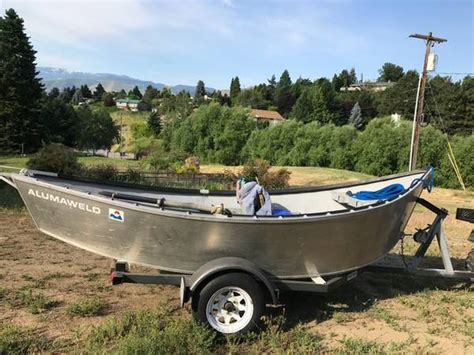 Drift Boat With Motor For Sale by Alumaweld Boats For Sale