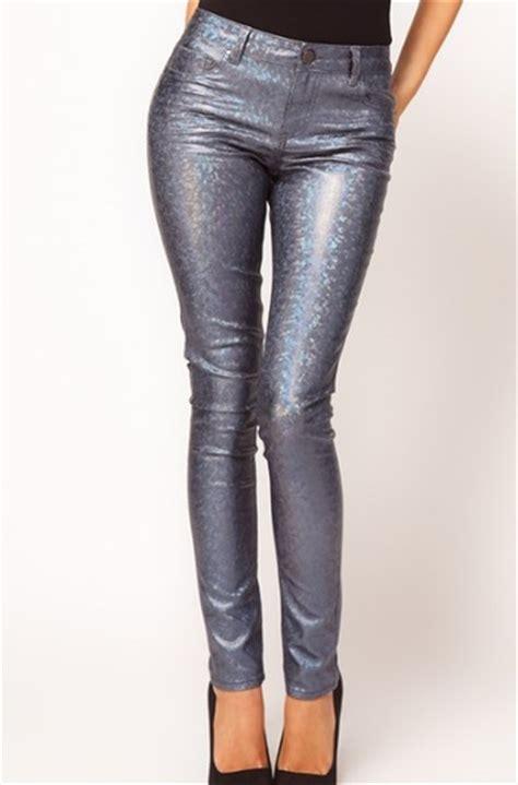 trend glimmende jeans fashionblog proudbme