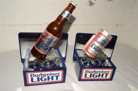 bud light shop budweiser light can shop collectibles daily
