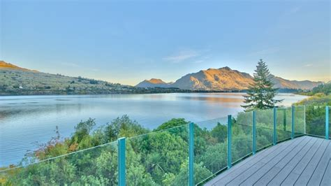 Lakefront Retreat by A Remarkable Lakefront Retreat Queenstown Investment