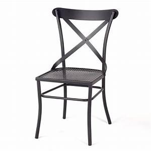 Chaise En Fer Forgé : chaise de jardin en fer forg manila 4 pieds tables ~ Dode.kayakingforconservation.com Idées de Décoration