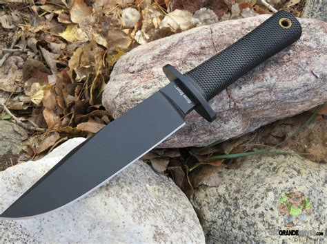 cold steel recon scout knife   high carbon blade