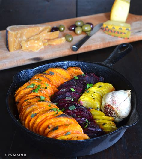 Roasted Beets And Sweets Recipe