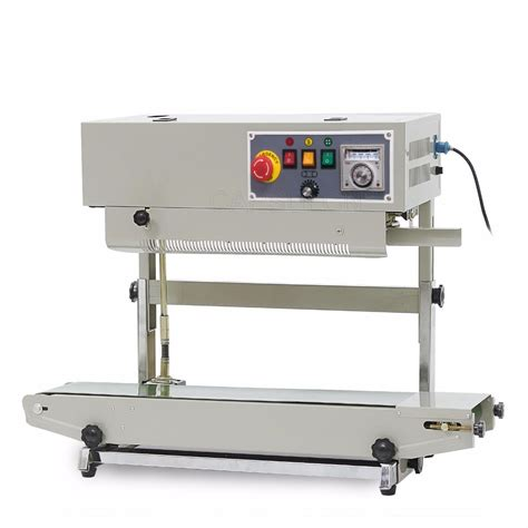 buy automatic continuous plastic bag sealing machine  coding printer fr