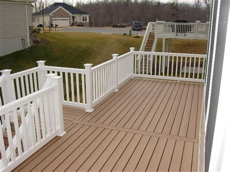 composite deck ideas composite deck builders virginia beach acdecks