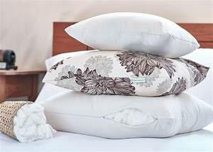 Organic, Cotton, Decorative, Pillow, Inserts