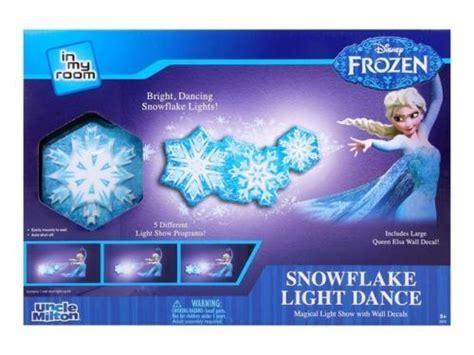 frozen elsa snowflake light dance room light official