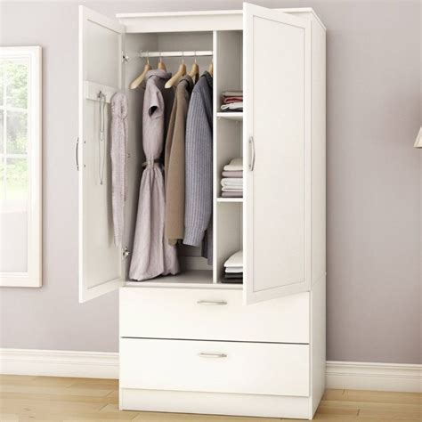 White Armoire Wardrobe Closet by 45 Recomended Best Wardrobe Design Ideas For Your Bedroom