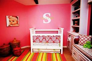 Decorating ideas for baby girl nursery wall decor editeestrela design