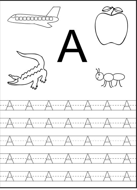 kid friendly letter  worksheets kittybabylovecom