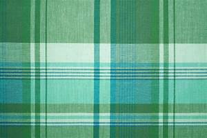 Green and Turquoise Plaid Fabric Texture Picture | Free ...