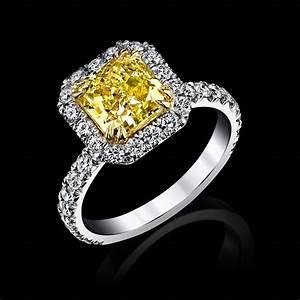 canary yellow diamond ring canary diamonds rings canary With canary yellow diamond wedding ring
