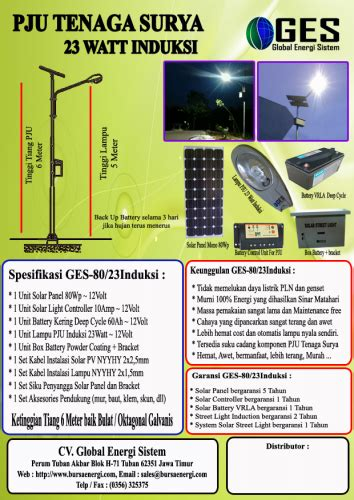 mei 2013 pju solar cell led pju tenaga surya led paket