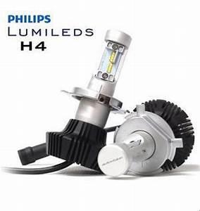 Jual Lampu Led Philips Lumileds H4 Lampu Mobil Paling Terang  Putih 6000k  Di Lapak Fafafarhana