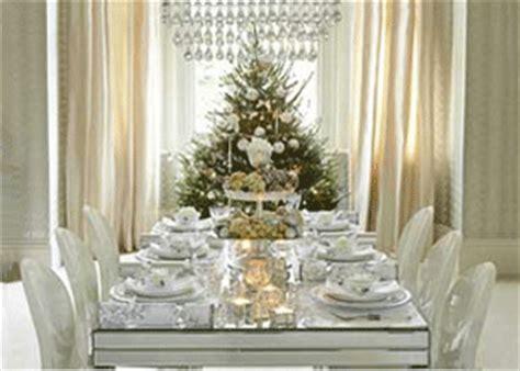 White Christmas Table Decoration Ideas - Elitflat