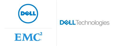 Brand New New Logos For Dell, Dell Technologies, And Dell Emc By Brand Union