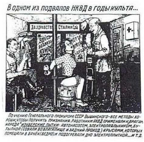 Brutal Drawings From The Gulag