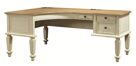 retro style desk l curved half pedestal l shaped desk with file drawers by