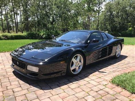 Everyday driver plus show car all in one! 1993 Ferrari 512 TR | Classic cars, Ferrari, Luxury cars