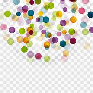 Colorful dots background Vector | Free Download