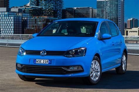 volkswagen overhauls polo range ahead of new model goauto