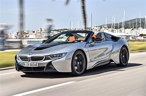 Review Bmw I8 Roadster by Bmw I8 Roadster 2018 Review Autocar