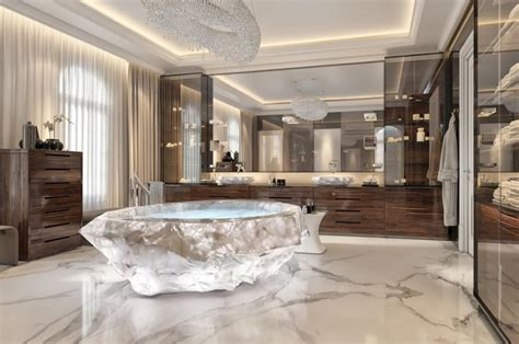 One Million Dollar Bathtub by Dubai S Luxury Villas Come With 1 Million