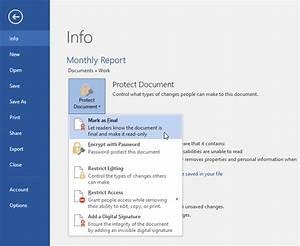 top 5 workable solutions to fix unable to type in word 2016 With word documents protected