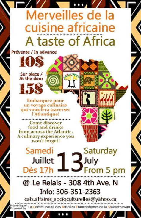cours de cuisine africaine merveilles de la cuisine africaine