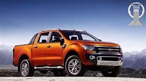 Nouveau Ford Ranger : v hicules utilitaires l gers le nouveau ford ranger remporte le prix international pick up ~ Medecine-chirurgie-esthetiques.com Avis de Voitures