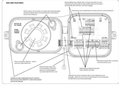 Burglar Alarm Smoke Detector Wiring Diagram 4 Wire by Why All The Contacts On A Duct Det With Smoke Detector