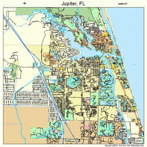 Jupiter Fl Zip Code Map