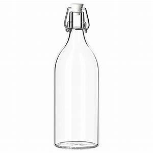 Bouteille En Verre Ikea : korken bouteille avec bouchon verre transparent inspiration midsommar our ikea wishlist ~ Teatrodelosmanantiales.com Idées de Décoration