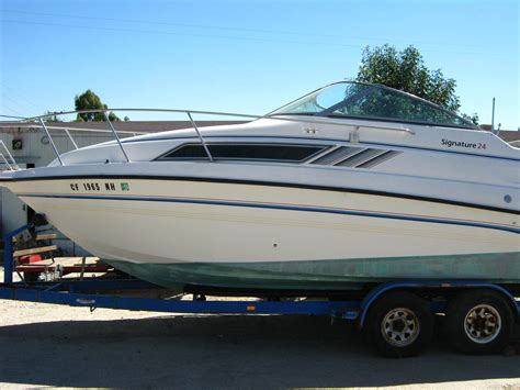 Chaparral Boats Problems by Chaparral Signature 24 1993 For Sale For 4 200 Boats
