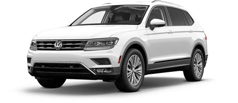 volkswagen suv 2018 volkswagen tiguan suv color options